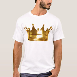 crown gold T-Shirt