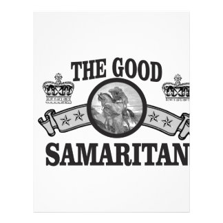 crown good samaritan letterhead