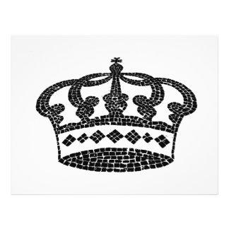 """Crown graphic design 8.5"""" x 11"""" flyer"""