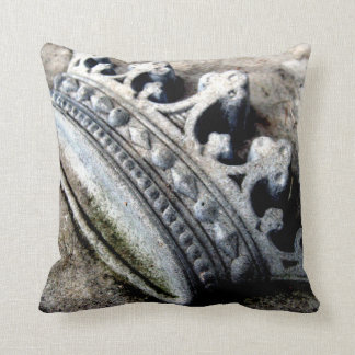 """Crown"" Gravestone Pillow"
