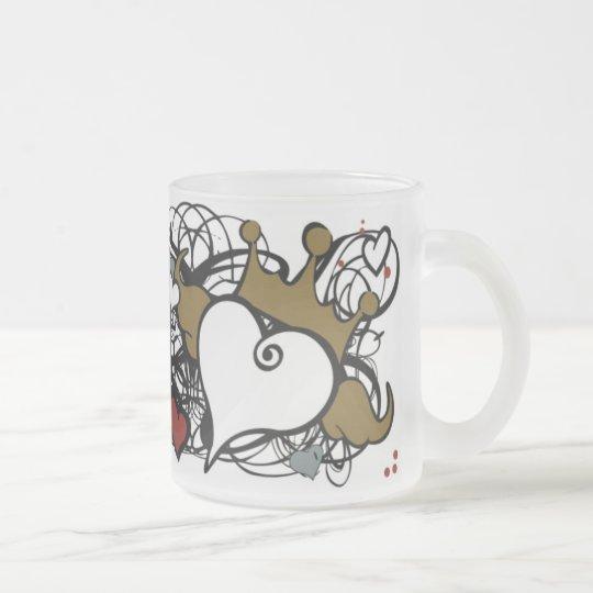 Crown Heart Mug