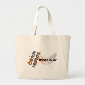 Crown Heights Attitude #1 Canvas Bags
