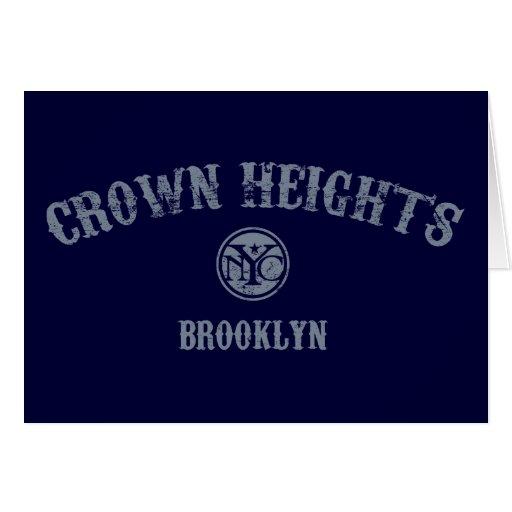 Crown Heights Card