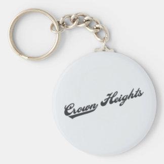 Crown Heights Llaveros