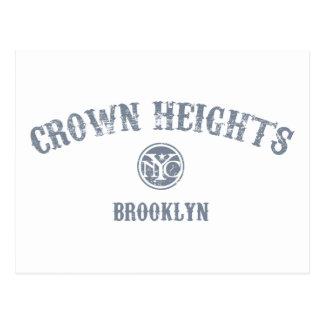 Crown Heights Postales