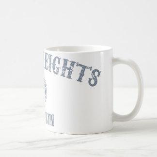 Crown Heights Taza Básica Blanca