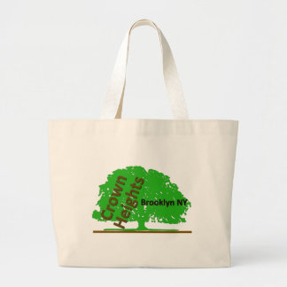 Crown Heights Tree #2 Canvas Bag