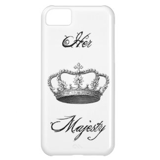 Crown_Her Majesty_ iPhone 5 Case