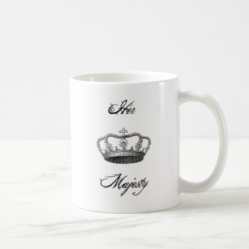 Crown_Her Majesty_Mugcup Taza