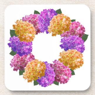 Crown Hydrangea Nice Image Coaster