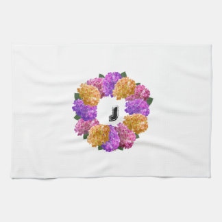 Crown Hydrangea Nice Image Towel