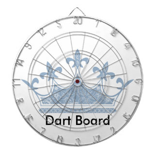 Crown Image fash Dart Board