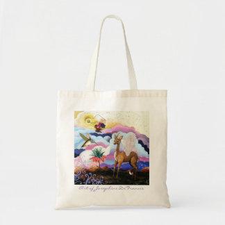 Crown Imperial Tote Bag