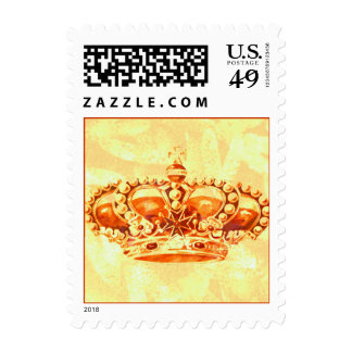 Crown in Gold Stamps