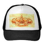 Crown in Gold Trucker Hat