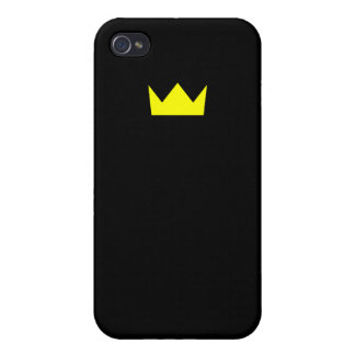 Crown iPhone 4/4S Case