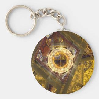 Crown Jewels Keychain