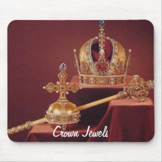 Crown Jewels Mousepad