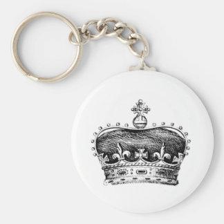 Crown Keychain
