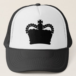 Crown - King Queen Royalty Royal Family Trucker Hat