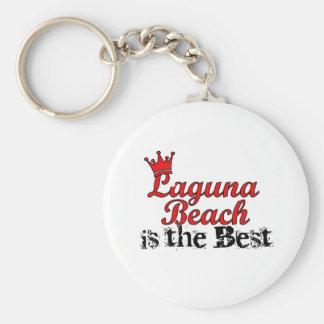 Crown Laguna Beach Key Chain