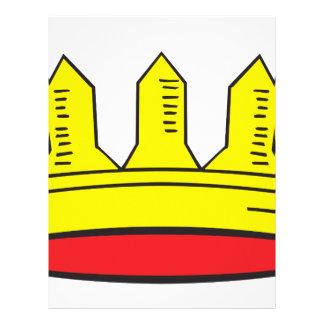 Crown Letterhead