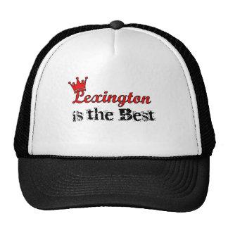 Crown Lexington Hats