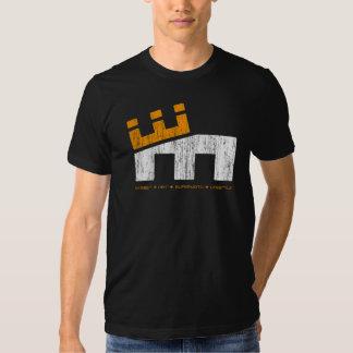 Crown M Logo (vintage) Tshirts