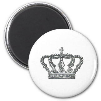 Crown Refrigerator Magnet