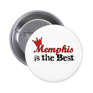Crown Memphis Button