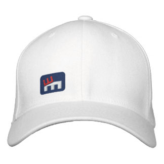 Crown Moto Autograph Hat Embroidered Hat