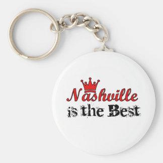 Crown Nashville Keychains