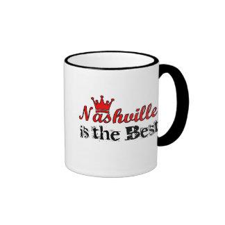 Crown Nashville Mugs