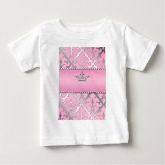 Crown of Glory Damask Diamond Gifts Baby T-Shirt