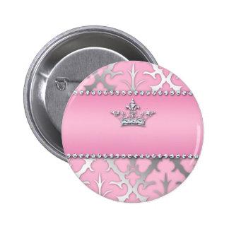 Crown of Glory Damask Diamond Gifts Pin
