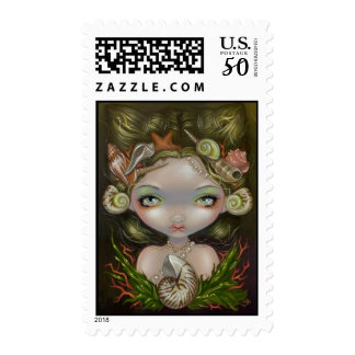 """""""Crown of Shells"""" Stamp"""