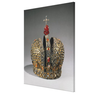 Crown of the Empress Canvas Print