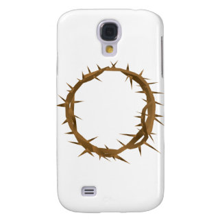 Crown of Thornes Samsung Galaxy S4 Cover