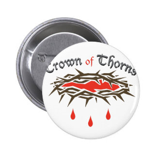 Crown of Thorns Button