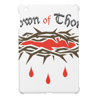 Crown of Thorns Case For The iPad Mini