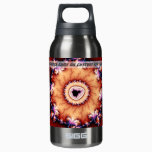 Crown Of Thorns - Fractal Insulated Water Bottle
