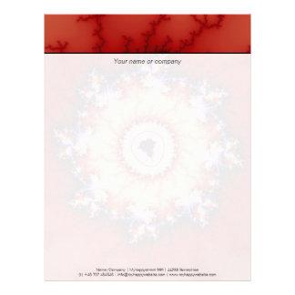 Crown Of Thorns - Fractal Letterhead