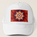 Crown Of Thorns - Fractal Trucker Hat