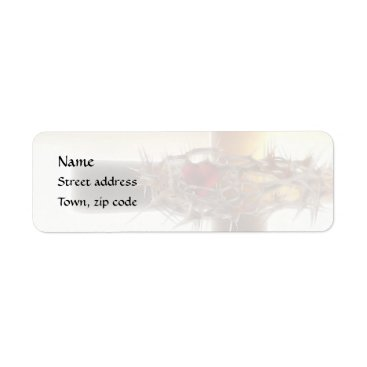 FairyWoods Crown-of-Thorns Label