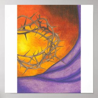 Crown of Thorns Print