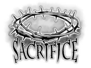 c952281b49285 Crown of Thorns Sacrifice Nail Design Trucker Hat