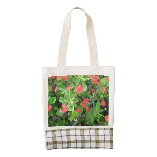 Crown of Thorns Zazzle HEART Tote Bag