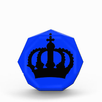 Crown on Blue Award