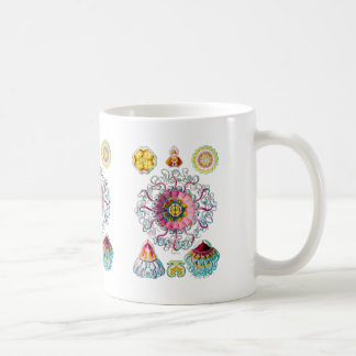 Crown or Helmet Jellyfish Coffee Mug