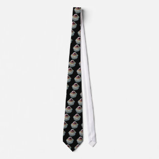 Crown or Helmet Jellyfish Tie